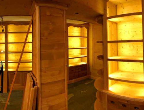 Lavori in Corso – arredamento in legno